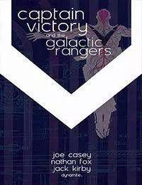 Captain Victory and the Galactic Rangers (2014)