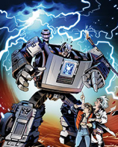 Transformers: Back to the Future