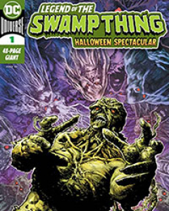 Legend of the Swamp Thing: Halloween Spectacular