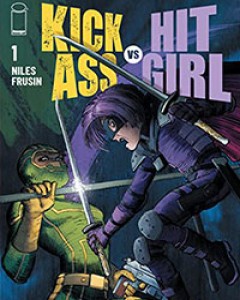 Kick-Ass Vs. Hit-Girl