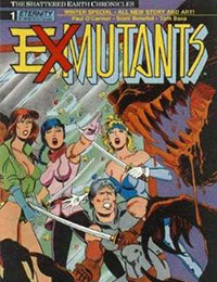 Ex-Mutants Winter Special