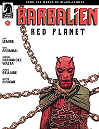 Barbalien: Red Planet