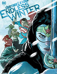 Justice League: Endless Winter