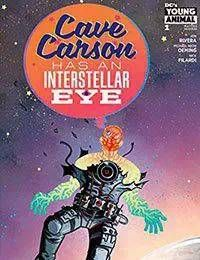 Cave Carson Has An Intersteller Eye