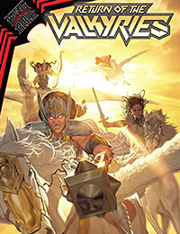 King In Black: Return Of The Valkyries