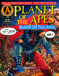 Planet of the Apes: Blood of the Apes