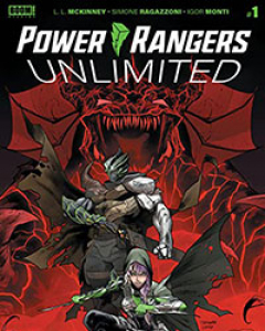 Power Rangers Unlimited: Heir to Darkness