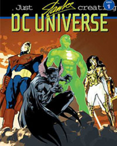 Just Imagine Stan Lee Creating the DC Universe