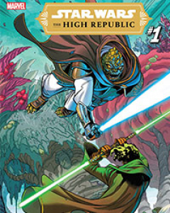 Star Wars: The High Republic Behind-the-Scenes Exclusive