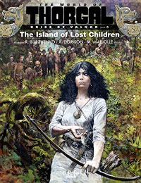 Kriss of Valnor: The Island of Lost Children