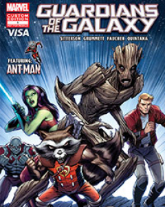 Guardians of the Galaxy: Rocket's Powerful Plan