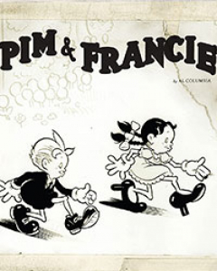 Pim & Francie: The Golden Bear Days (Artifacts and Bone Fragments)
