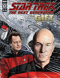 Star Trek: The Next Generation: The Gift Facsimile Edition