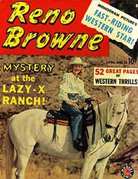 Reno Browne, Hollywood's Greatest Cowgirl
