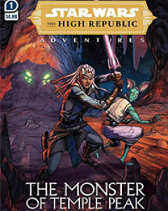Star Wars: The High Republic Adventures - The Monster of Temple Peak