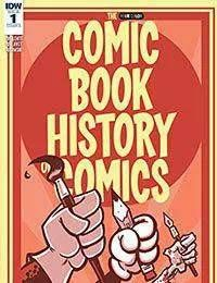 Comic Book History of Comics Volume 2