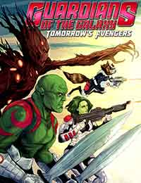 Guardians of the Galaxy: Tomorrow's Avengers