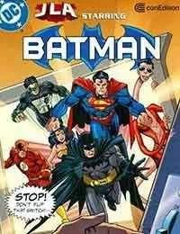 Con Edison Presents JLA Starring Batman
