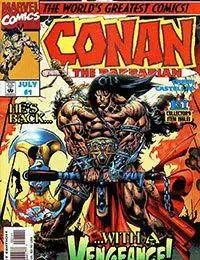 Conan the Barbarian (1997)