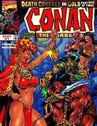 Conan the Barbarian: Death Covered In Gold