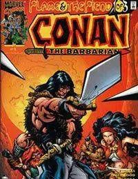 Conan the Barbarian: Flame and the Fiend