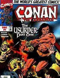 Conan the Barbarian: The Usurper