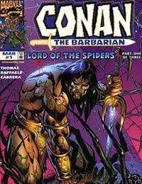 Conan: Lord of the Spiders