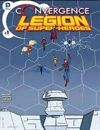 Convergence Superboy and the Legion of Super-Heroes