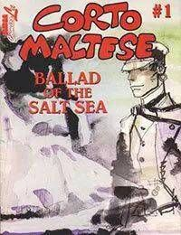 Corto Maltese: Ballad of the Salt Sea