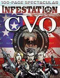 CVO : Covert Vampiric Operations -- 100-Page Spectacular