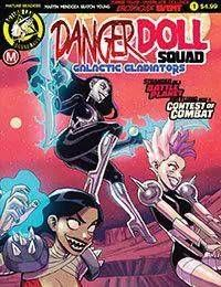 Danger Doll Squad: Galactic Gladiators