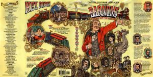 Barnum! - In Secret Service to the USA