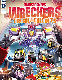 Transformers: Wreckers-Tread and Circuits