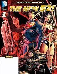DC Comics - The New 52 FCBD Special Edition