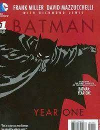 DC Comics Essentials: Batman Year One