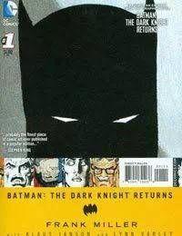 DC Comics Essentials: The Dark Knight Returns