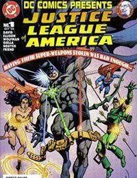 DC Comics Presents: Justice League of America