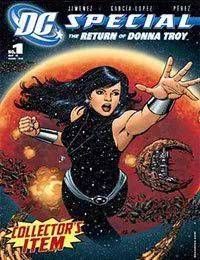 DC Special: The Return of Donna Troy