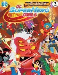 DC Super Hero Girls Halloween ComicFest Special Edition