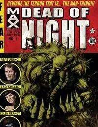 Dead of Night Featuring Man-Thing