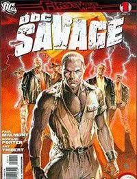 Doc Savage (2010)