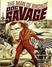 Doc Savage (2013)
