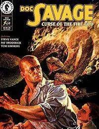 Doc Savage: Curse of the Fire God