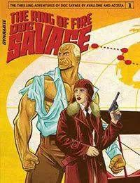 Doc Savage: Ring Of Fire