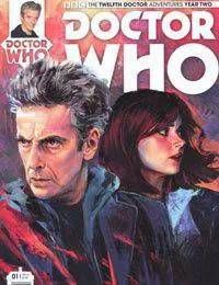 Doctor Who: The Twelfth Doctor Year Two