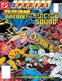 Doom Patrol and Suicide Squad Special