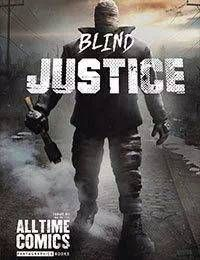 All Time Comics: Blind Justice