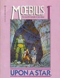 Epic Graphic Novel: Moebius