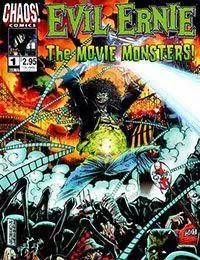 Evil Ernie vs. the Movie Monsters