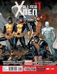 All-New X-Men (2013)